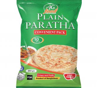 Plain Paratha Convenient (650g)