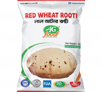 Red Wheat Rooti (800g)