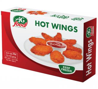 Chicken Hot Wings (500g)