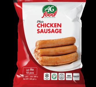 Chicken Sausage Plain (340g)
